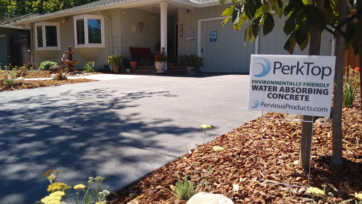 PerkTop-grey-pervious-concrete-driveway