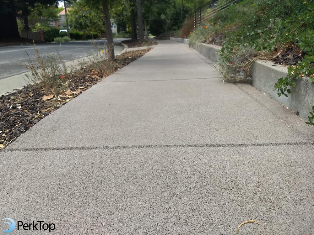 PerkTop-permeable-concrete-sidewalk