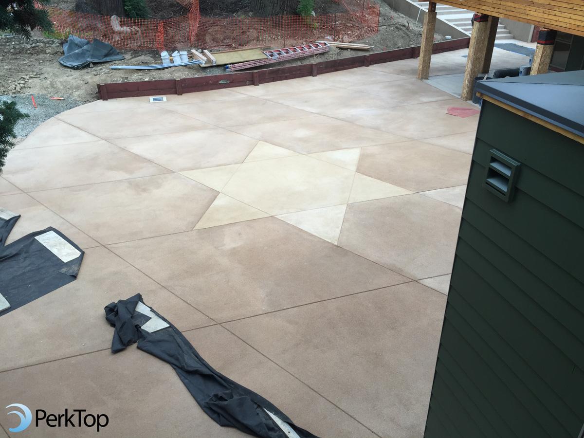 PerkTop-permeable-concrete-with-design