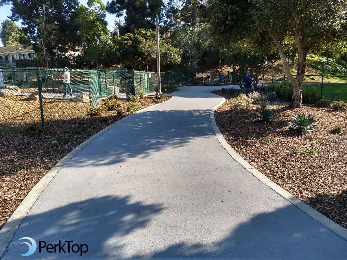 PerkTop-pervious-concrete-overlay-repair-MacKenzie-Park-Santa-Barbara